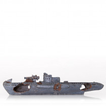BioBubble Decorative Sunken U-Boat