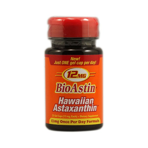 Nutrex Hawaii Hawaiian Astaxanthin 12 mg