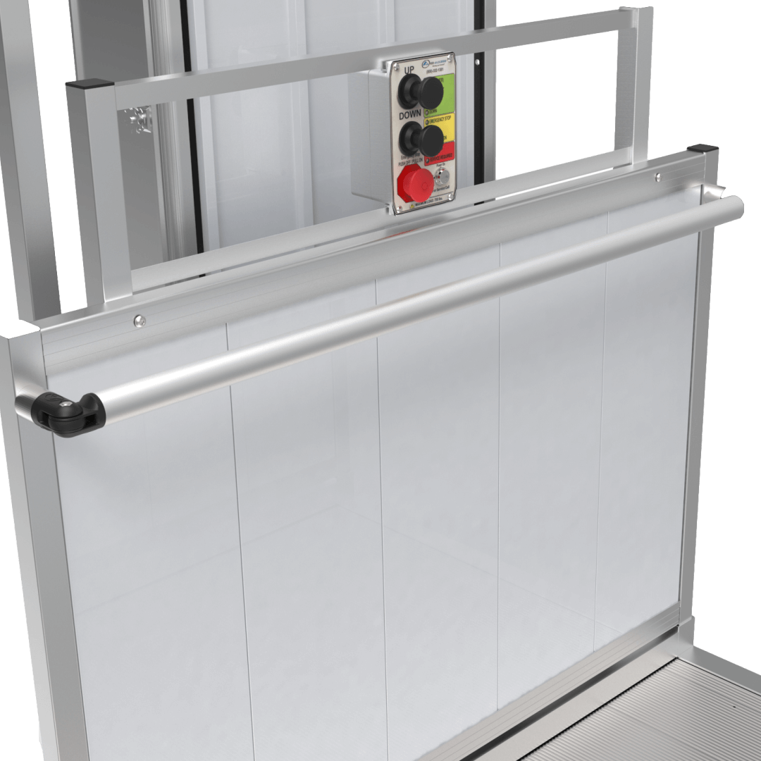 EZ-ACCESS Passport Platform Wheelchair Lift Replacement Parts