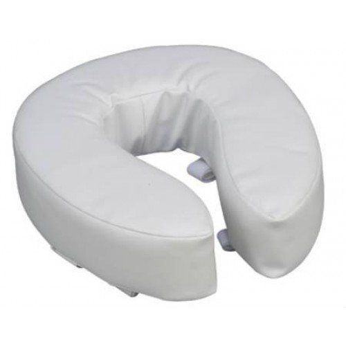 Super Duro Med Raised Toilet Seat 4 Inch Cushioned Briggs Onthecornerstone Fun Painted Chair Ideas Images Onthecornerstoneorg