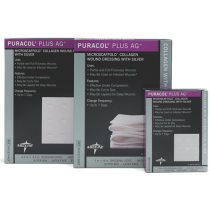 Puracol Plus AG Collagen Dressing with Silver