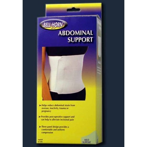 Easy Application Abdominal Support