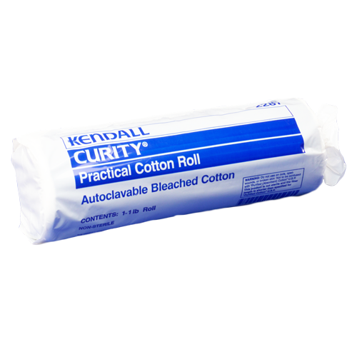 Covidien 2287 Kendall Curity Practical Cotton Roll 12 X 56