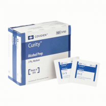 CURITY Alcohol Prep Pads | Covidien