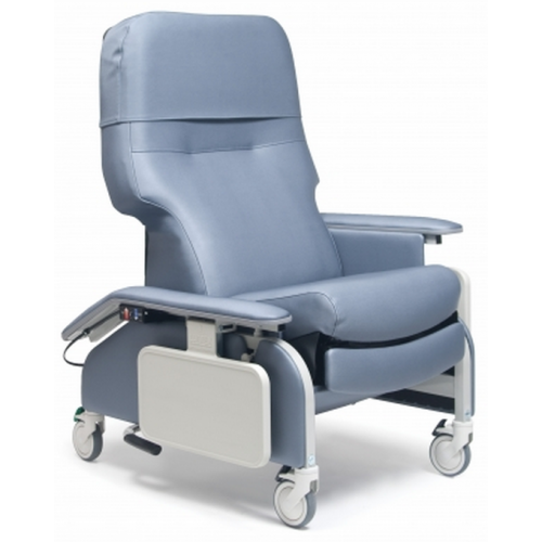 Graham-Field Lumex Deluxe Clinical Care Recliner with Drop Arms