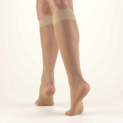 TRUFORM Women's LITES Knee High Support Stockings 8-15 mmHg