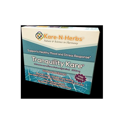 Tranquility Kare, 40 Tablets