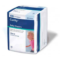 CURITY ULTRA FITS Baby Diapers