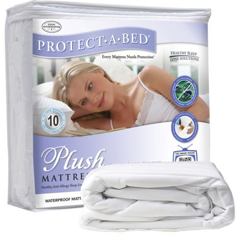 Plush Mattress Protectors