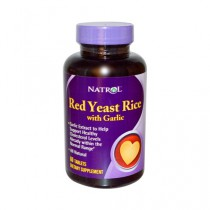 Red Yeast Rice with Garlic