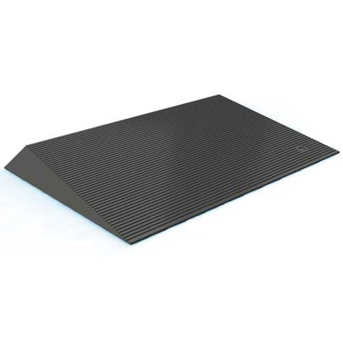 Homecare Products EZ Access Rubber Threshold Ramp