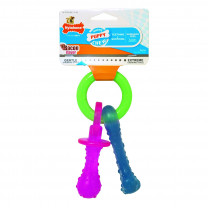 Nylabone Puppy Teething Pacifier Chew Toy