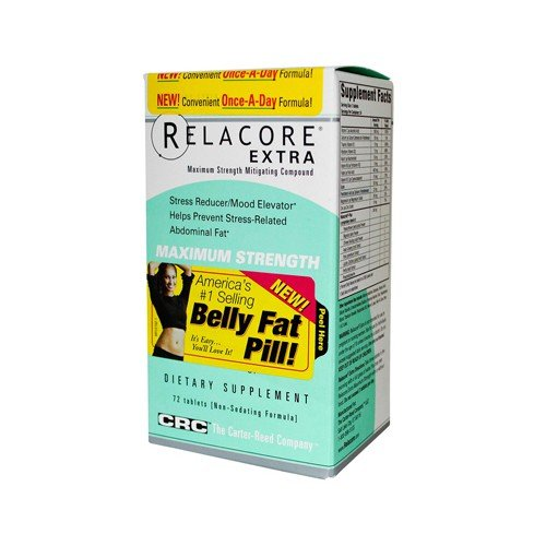 Relacore Extra Maximum Strength Mitigating Compound