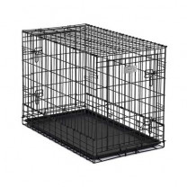 Midwest Solution Series Side-by-Side Double Door SUV Crates