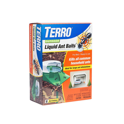 Outdoor Liquid Ant Bait