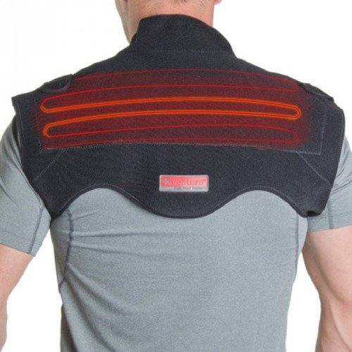 Venture Heat NECK AND SHOULDER WRAP for At-Home Pain Therapy