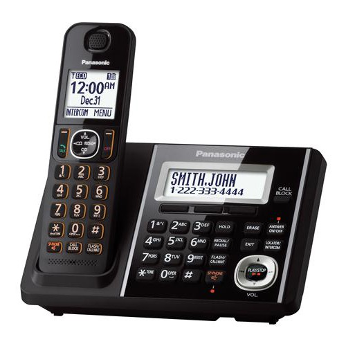 Expandable Cordless Phone with Answering Machine - 1 Handset