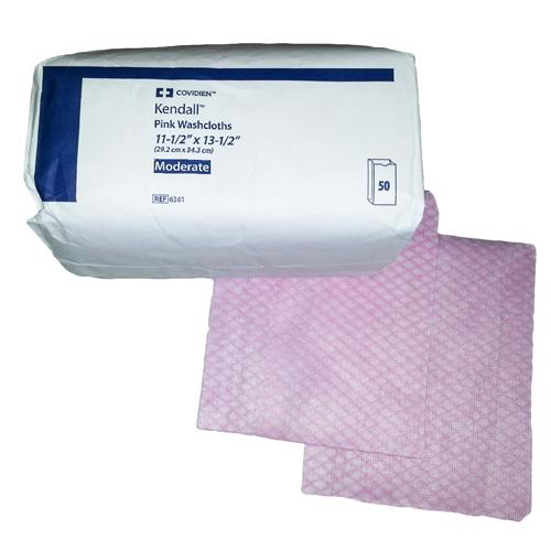 Kendall Pink Washcloths