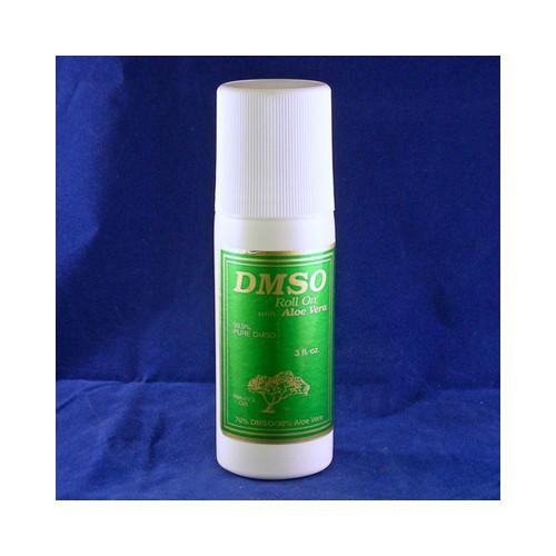 DMSO Dimethyl Sulfoxide with Aloe Vera