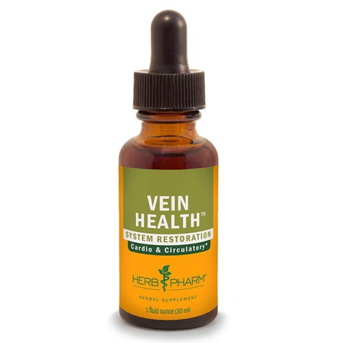 Herb Pharm Healthy Veins Tonic Compound Liquid Herbal