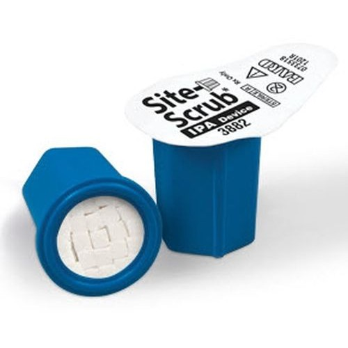 Site-Scrub IPA Device