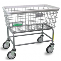 R&B Antimicrobial & Standard Laundry Cart