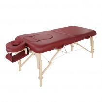 Master Massage 30 Inch Eva Portable Pregnancy Massage Table - Burgundy