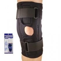 Neoprene Knee Stabilizer Wrap with Spiral Stays