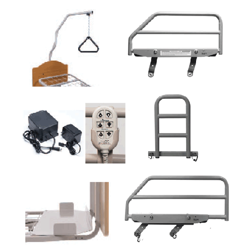 Long Term Hospital Bed Accessories