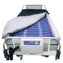 Med-Aire PLUS DP Defined Perimeter Alternating Pressure Air Mattress Overlay Low Air Loss System  36 x 80 x 8