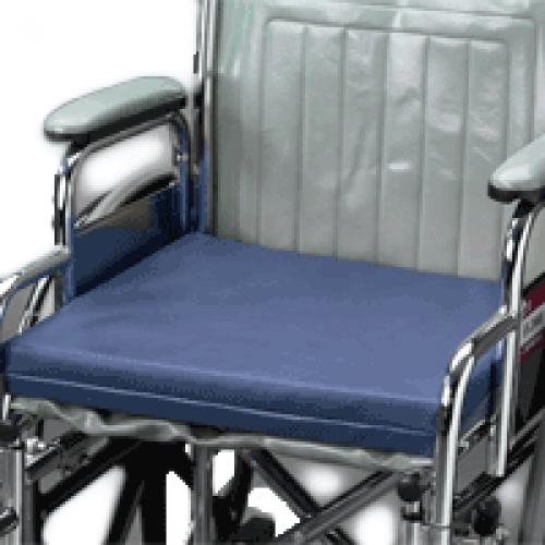 Deluxe Gel Foam Wheelchair Cushion