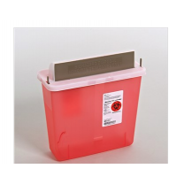5 Quart Capacity, Transparent Red
