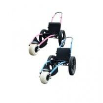 Vipamat Hippocampe Beach & All-Terrain Wheelchair