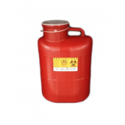 23 Quart Red Sharps Container 187