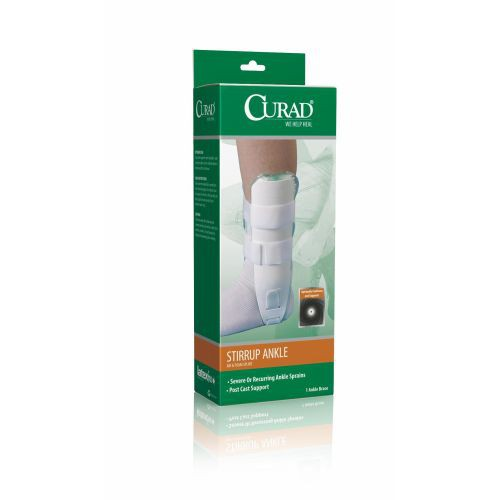 CURAD Universal Stirrup Ankle Splints