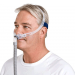 Swift™ FX Nasal Pillows - Man Front Left Side View