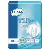 TENA Stretch Briefs Super Absorbency