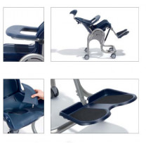 Accessories for Boris Commode Shower Chair