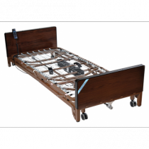 Full-Electric Low Hospital Bed Ultra Light Plus by Drive