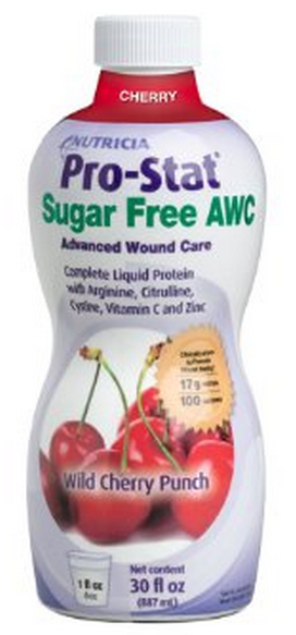 Nutricia Pro Stat Awc Liquid Protein Wild Cherry Punch