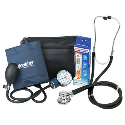 Deluxe FlexTemp Vital Signs Kit