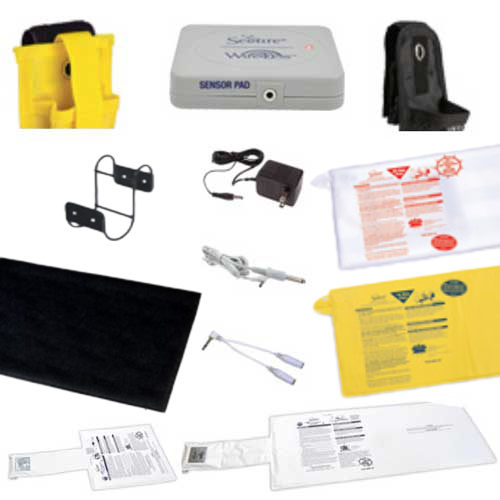 Secure Alarm Replacement Parts and Accessories