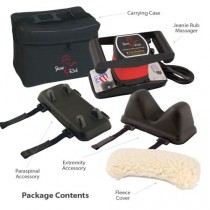 Jeanie Rub Massager Professional Package