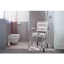 Ocean Shower Commode Chair