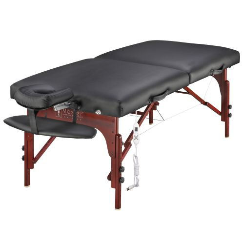 Montclair Pro Therma-Top Portable Massage Table Package