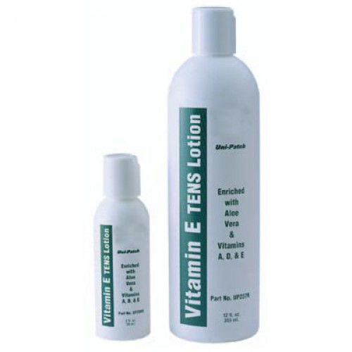 Vitamin E TENS Post-Treatment Skin Care Lotion