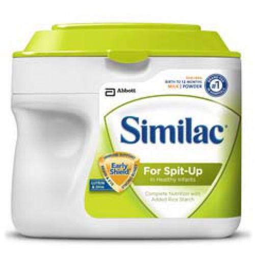 Similac for Spit-Up Infant Formula