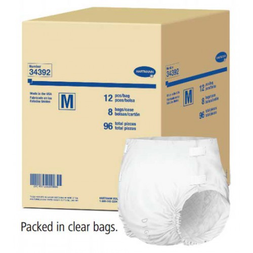 UltraShield Briefs Heavy Absorbency