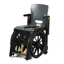 ShowerTravel WheelAble SA1 Folding Commode & Shower Chair