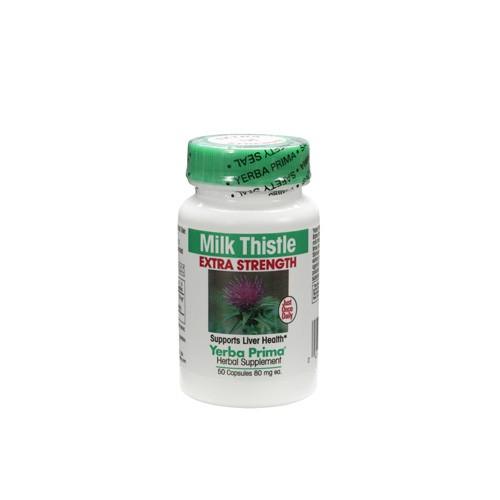 Yerba Prima Milk Thistle Extra Strength